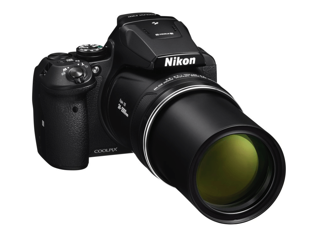 Nikon coolpix p900 is a point and shoot camera with 83x zoom for Camera and camera