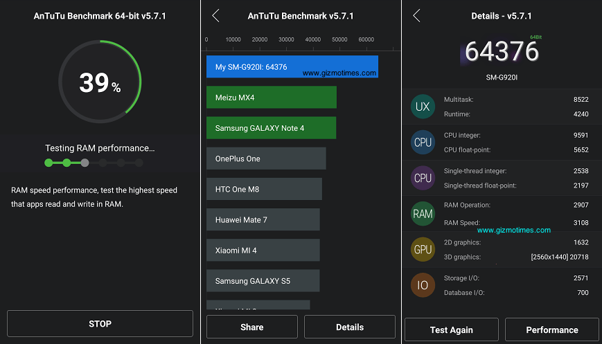 AnTuTu Benchmark Android App
