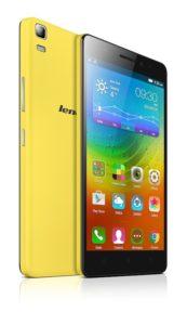 K3 Note Yellow