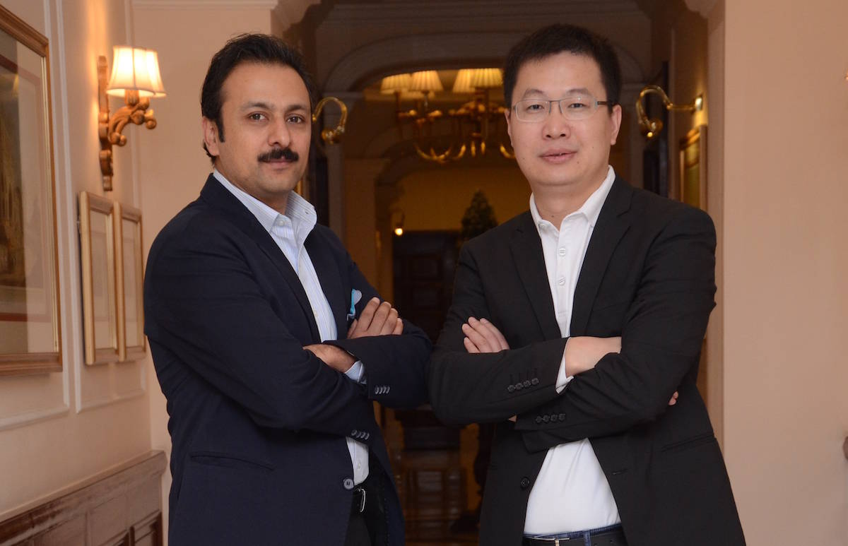 Arvind Vohra and William Lu