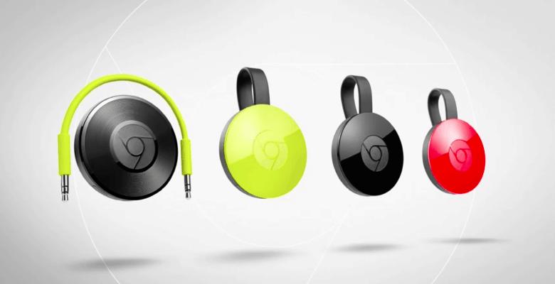 Chromecast 2 and Chromecast Audio