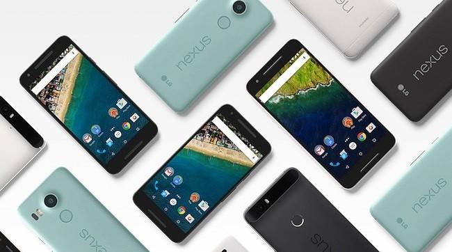 Nexus Phones