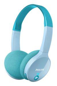 Philips SHK4000 wireless headphones for kids