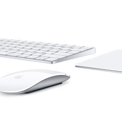 Apple Magic mouse 2 trackpad 2 and keyboard 2