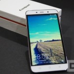 Coolpad Note 3 Front Top