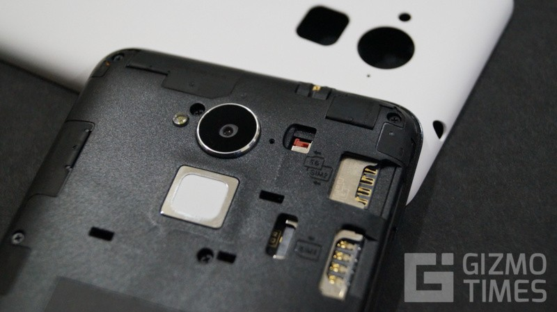 Coolpad Note 3 Slots