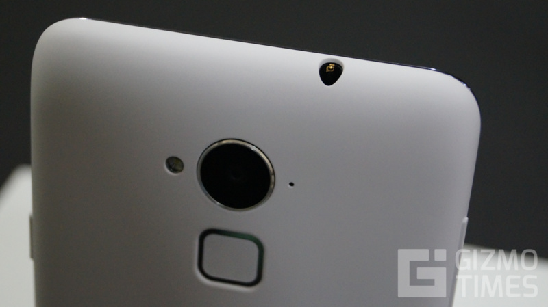 Coolpad Note 3 Top