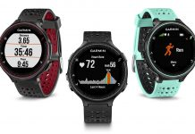 Garmin Forerunner watches