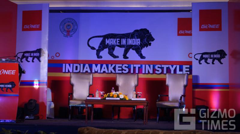 Gionee Make in India