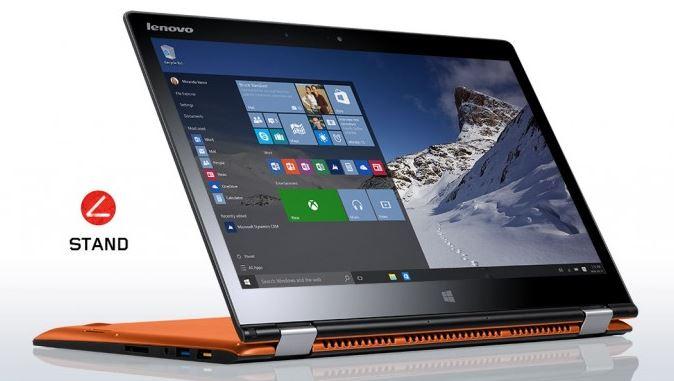Lenovo Yoga 700 14 inch convertible laptop
