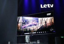 Letv umax120 3D 4K TV