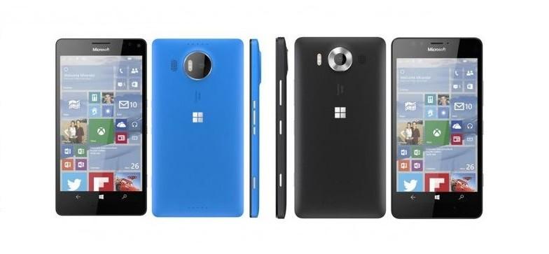Microsoft Lumia 950 vs Lumia 950 xl