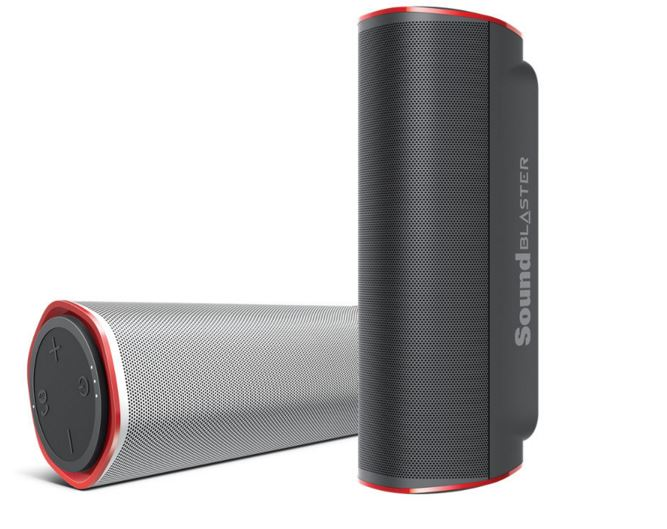 Sound Blaster FRee Bluetooth speaker