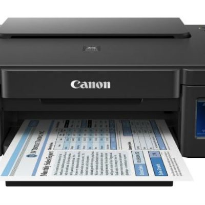 Canon Pixma G series ink tank printers