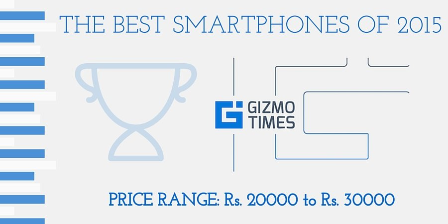 Best smartphones 2015 from 20000 to 30000
