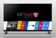 LG webOS smart TV 3.0 in CES 2016