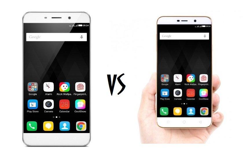 Coolpad Note 3 lite vs Coolpad Note 3 Comparison