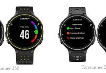 Garmin Forerunner 230 and 235 in India