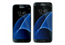 Galaxy S7 and S7 Edge Front