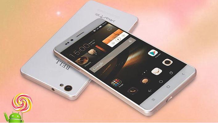 Ringing Bell Smart 101 4G smartphone