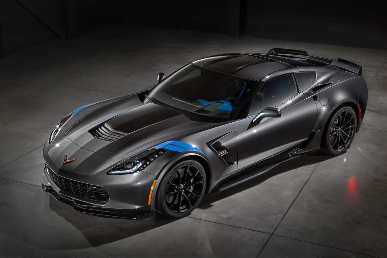 2017 Chevrolet Corvette Grand Sport Front