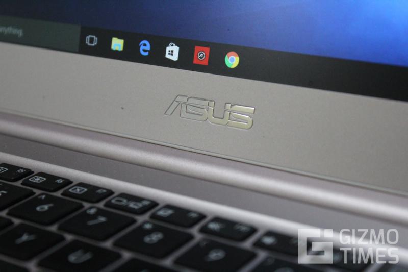 Asus ZenBook UX305LA Logo