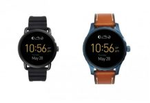 Fossil QWander and QMarshal smartwatches