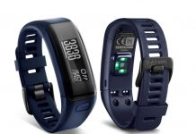 Garmin vivosmart HR in India