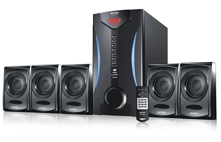 Intex IT-4950SUF BT speakers