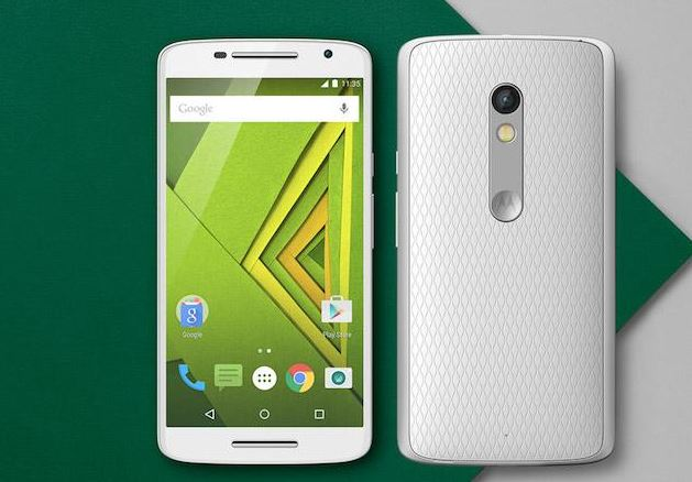 Moto X Play Android Marshmallow 6.0.1 update