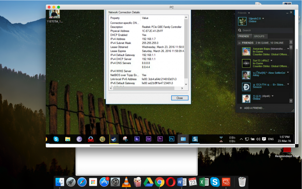How to Use Windows Remote Desktop on iOS, Mac & Android To create a remote desktop connection on MAC for Windows computer download  this app from the App Store. Open the app and create a new connection.