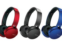 Sony MDR-XB650BT Wireless Bluetooth Headphones