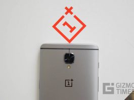 OnePlus 3 Back Top