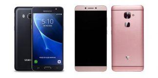 Samsung Galaxy J5 2016 vs LeEco Le 2
