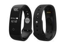Intex Fitrist Pulzz