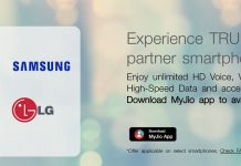Jio 4G with Samsung LG ASUS Panasonic