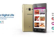 Samsung Z2 India
