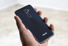 ASUS ZenFone 3 Review Back