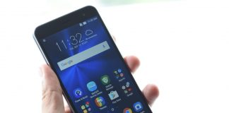 ASUS ZenFone 3 Review Front