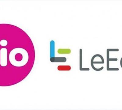 LeEco phones Jio SIM