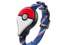 Pokemon Go Plus Accessory