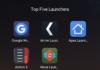 top-five-launchers