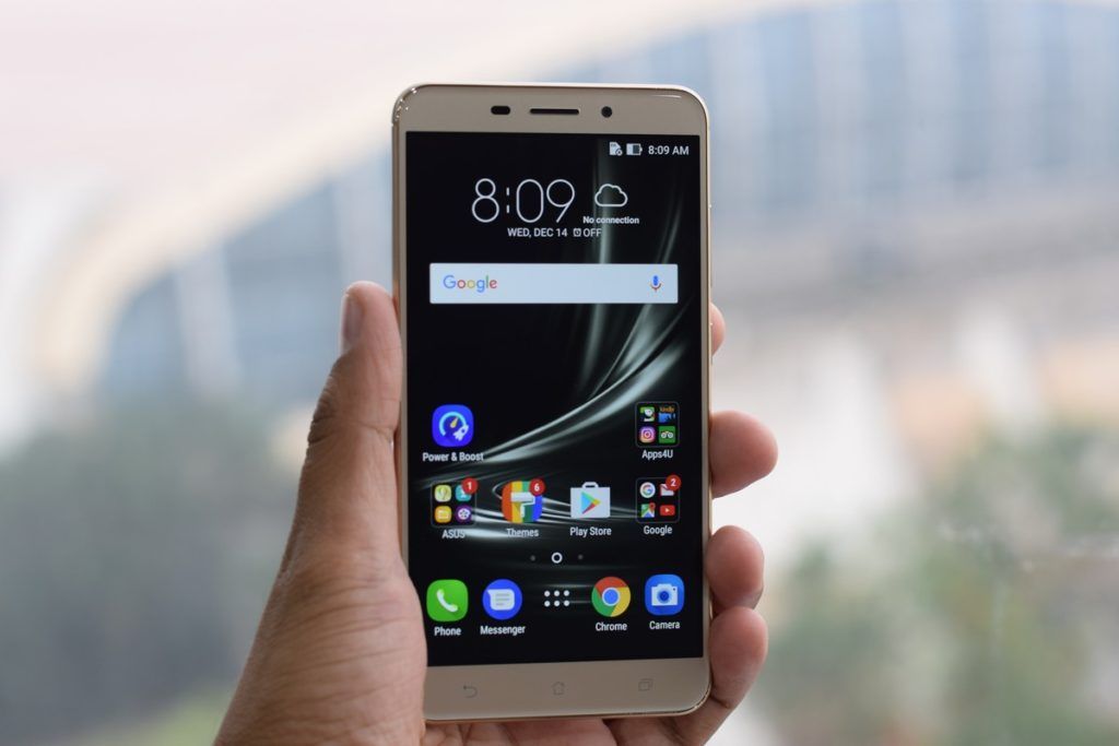 ASUS ZenFone 3 Laser Hands on