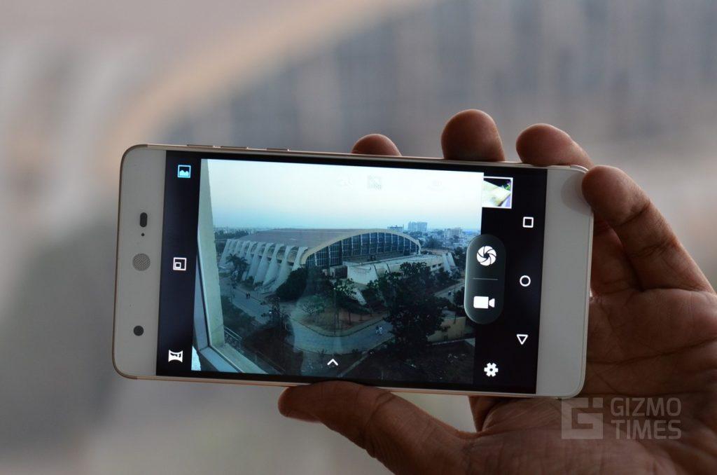 InFocus Epic 1 Camera