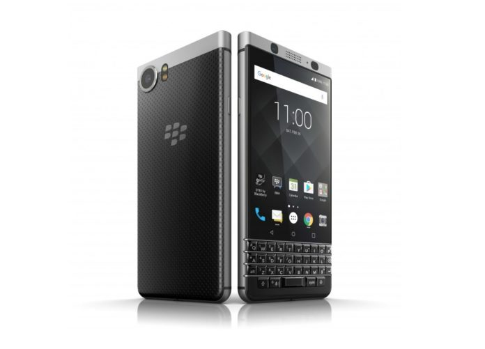 5 things you need to know about the BlackBerry KeyOne