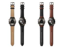 Huawei Watch 2 types