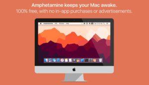 Amphetamine mac