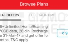 Airtel 996 prepaid recharge offer