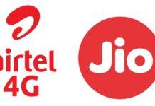 Airtel vs Jio Plans comparison