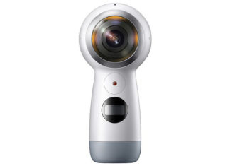 Gear 360 Spherical VR Camera